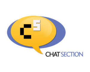 chat section free logo download