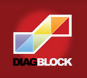 Diagblock free logo download