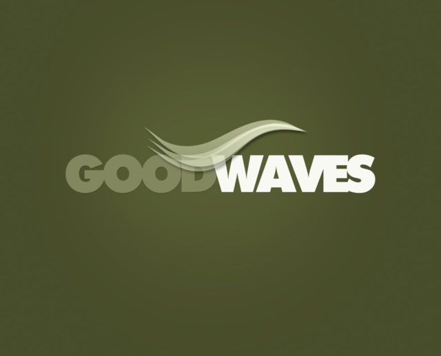 good waves free logo