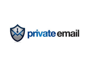 private secure email free logo design