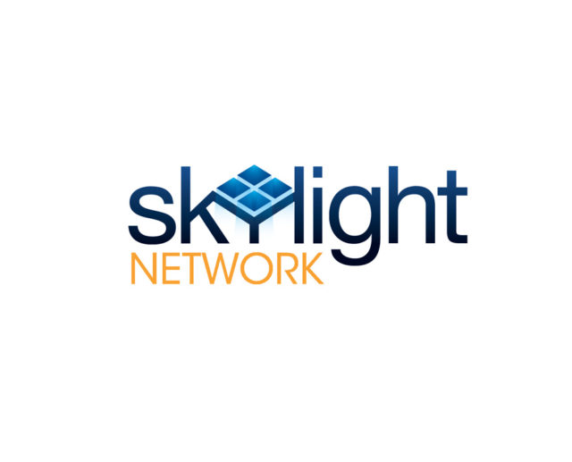 skylight network free logo