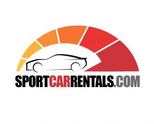Sport car rental free logo